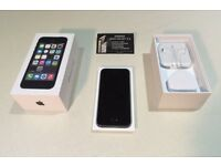 **Registered Trader** iPhone 5S 16gb Vodafone Black/Space Grey as New Boxed with Warranty