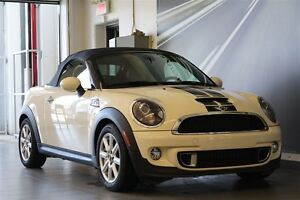 2012 MINI COOPER S Roadster Convertible GROUPE LUXE, ENSEMBLE ST
