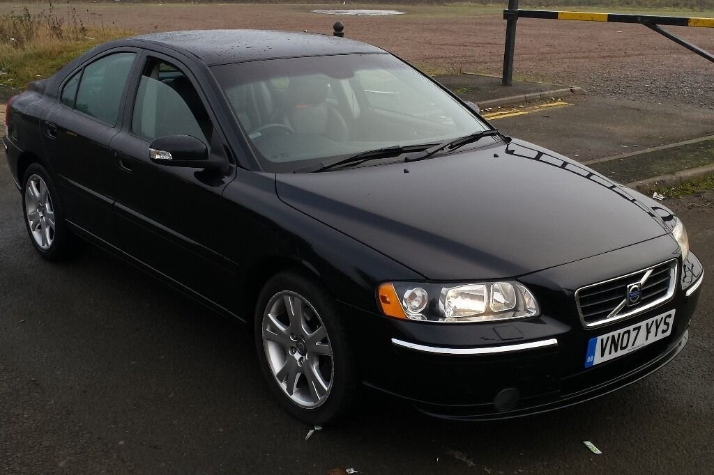 volvo s60 d5 2007 auto 2 4 185bhp fsh 89k mileage in northampton northamptonshire gumtree. Black Bedroom Furniture Sets. Home Design Ideas