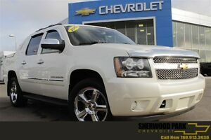 2012 Chevrolet Avalanche LTZ| Sunroof| Nav| Heat/Cool Seats| RV