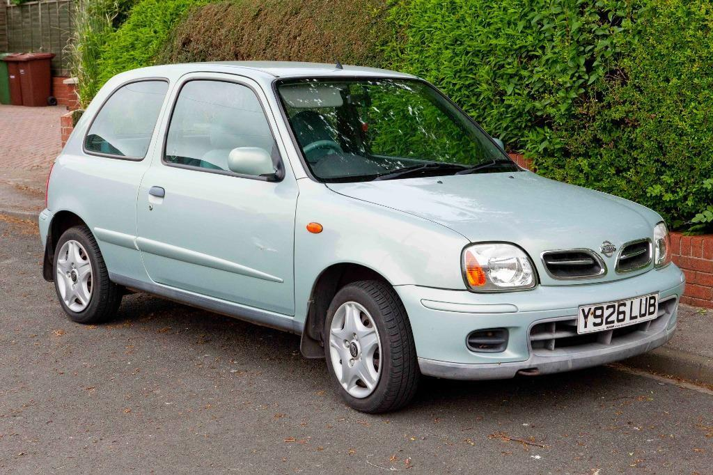nissan micra 2001 very low mileage 12 months mot low tax. Black Bedroom Furniture Sets. Home Design Ideas