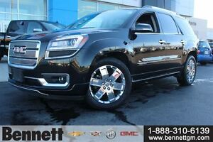 2015 GMC Acadia Denali - Heated and cooled seats, remote start,