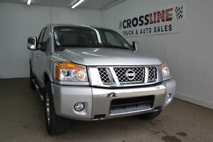 2012 Nissan Titan SL- Remote start- Sunroof- Leather Great toyot
