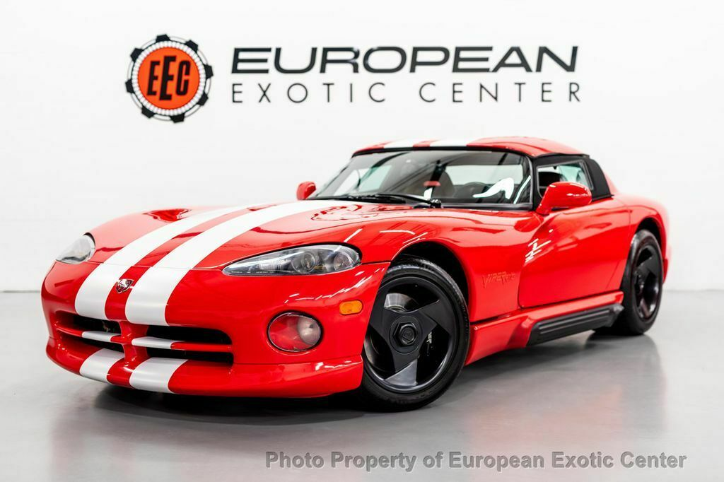 1995 Dodge Viper, Red with 12746 Miles available now!