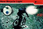 Fietslamp Led 4000 Lumen Solarstorm X6 black mamba Model 201