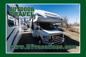 2018 FOREST RIVER SUNSEEKER 2860DS CLASS C MOTORHOME