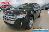 2013 Ford Edge Limitée (A/C, Leather, Pano Roof, Heated Seats, M