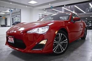 2016 Scion FR-S SPORT, ALLOYS, ROOF, ONE OWNER, NO ACCIDENTS, FU