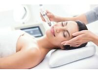 BEAUTY SALON BUSINESS FOR SALE - WORLDS FIRST INJECTION FREE SKIN TREATMENT MACHINE - FREE TRAIL
