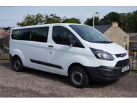 Ford Transit Custom 310 Eco-Tech L2 125 9 seater