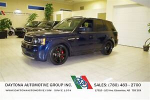 2013 Land Rover Range Rover Sport LIMITED EDITION SUPERCHARGED