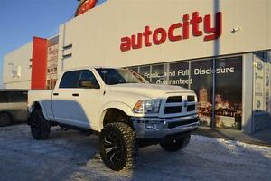 2015 Ram 2500 SLT, Lifted, Custom Rims, Custom Leather Interior