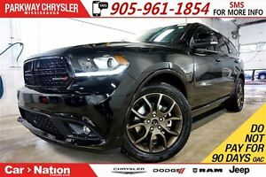 2017 Dodge Durango R/T| BRAND NEW|BLU-RAY| TECHNOLOGY GROUP| SUN