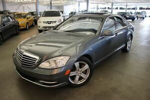 2010 Mercedes-Benz S-Class S450 4D Sedan 4MATIC