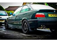 318is Coupe e36 - low mileage, rust free