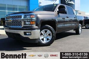 2015 Chevrolet Silverado 1500 LT - 5.3 V8 4x4  TRUE NORTH EDITIO