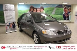 2005 Toyota Corolla CE B-Package