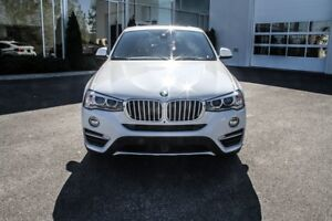 2016 BMW X4 xDrive35i HEADS UP DISPLAY, NAVIGATION
