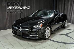 2013 Mercedes-Benz SLK-Class 350 / BAS KILOMETRAGE + HARMAN KARD