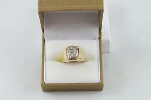 Bague or  (u020592) avec diamant