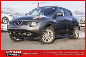 2013 Nissan Juke SV AWD IMPECCABLE LOW KM/BAS KM