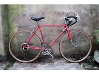 COVENTRY EAGLE, 21 inch small size, 53.5 cm, vintage racer racing road bike, 10 speed