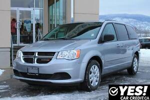 2014 Dodge Grand Caravan SXT STOW N` GO