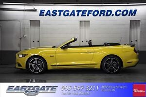 2016 Ford Mustang California Special-Executive Unit