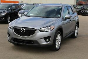 2014 Mazda CX-5 AWD GT TECH LEATHER BOSE NAV FULLY LOADED *CERTI