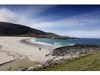 Holiday Room Availability Barra Island - Hebrides 60£/day