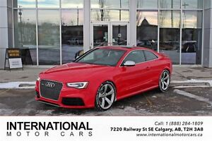 2013 Audi RS 5 BLOWOUT PRICING!!
