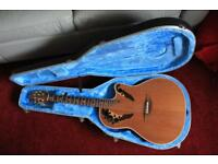 Ovation Elite electro acoustic for sale.