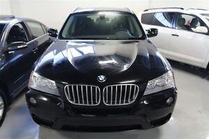 2013 BMW X3 xDrive|PANO|CLEAN CARPROOF