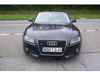 Audi A5 3.0TD ( 242bhp ) 4X4 quattro Sport
