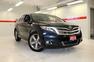 2014 Toyota Venza AWD LIMITED NAVIGATION LEATHER SUNROOF