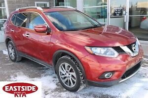 2014 Nissan Rogue SL LEATHER PANO ROOF HEATED SEATS