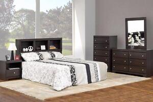 Price Reduced! Napa Valley 3PC Queen Bedroom Set
