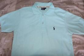 Ralph Lauren Polo Light Blue Small/XS/Extra Small