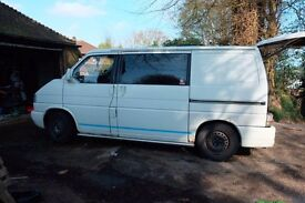 VW Transporter T4 800 Special TD SWB Campervan Conversion 1.9 V5 Motorhome Registered