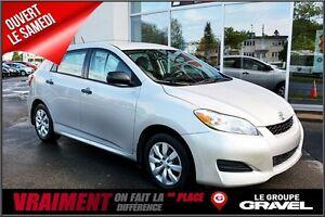 2012 Toyota Matrix AUT BAS KM AVEC LES 8 PNEUS
