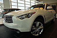 2012 Infiniti FX35 *Cuir/toit/Mags/Navigation Autos d'occasion à