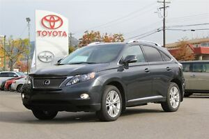 2010 Lexus RX 450H 3.5L V6 AWD Hybrid Heated and Cooled Leather/