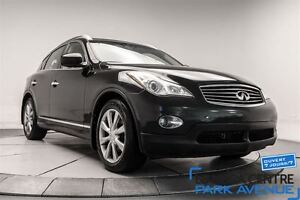 2013 Infiniti EX37 Luxury AWD