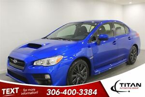 2017 Subaru Impreza WRX|AWD|3183 Kms!!| Back-up Camera