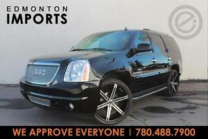 2007 GMC YUKON DENALI AWD | NAV | DVD | CERTIFIED WE APPROVE EVE