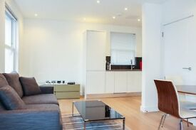 VACANT! FULLY FURNISHED LUXURY STUDIO SUITE WITH SEPERATE SLEEPING AREA EARLS COURT KENSINGTON SW5