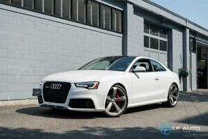 2013 Audi RS 5 4.2! Local! Finance and Lease Available!!