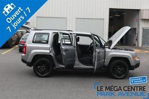2015 Jeep Patriot North avec Altitude Package, AWD