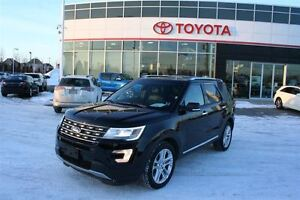 2016 Ford Explorer Limited AWD **CUIR/TOIT/NAVIGATION** 26 488KM