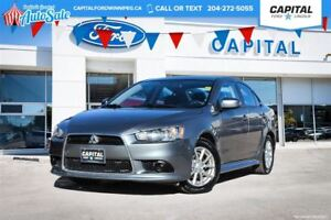 2015 Mitsubishi Lancer SE **Bluetooth-Heated Seats**